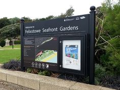 Find out more about our recent project for Felixstowe and how we delivered an excellent service to meet their requirements. Park Signage, Campus Map, Public Realm, Garden Nursery, Signage Design, Civil Engineering, Coastal, National Parks, Places To Visit