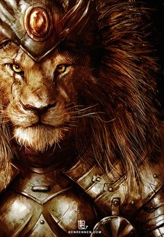 Lion King by Helstyr on DeviantArt Lion Images, Lion Pictures, Fantasy Creatures, Mythical Creatures, Editorial Illustration, Lion Love, Lion Wallpaper, Lion Of Judah, Lion Art