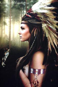 Want headdress