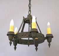 ... spanish revival lighting sconces chandeliers etc antique chandeliers
