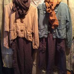 Handmade Clothes, Fairy Tales, Ruffle Blouse, Wool, Unique, Fashion, Diy Clothing, Moda, Fashion Styles