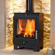 Stove Supermarket's Best Multi-Fuel Stoves of 2020 | Stove Supermarket Coal Burning Stove, Log Burning Stoves, Wood Burner Stove, Log Burner, Old Fireplace, Fireplace Design, Wood Burning Fireplace Inserts, Slate Hearth, Wood Fuel