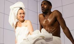 """From the NYT review: the dizzying premise behind """"Love and Information,"""" the thought-churning, deeply poignant new play by Caryl Churchill, which opened on Wednesday night at the Minetta Lane Theater. Make that 57 — count 'em, 57 — plays, which occupy a concentrated two (uninterrupted) hours of stage time, with a cast of 15 embodying more than a hundred questioning, frustrated, fascinated characters."""