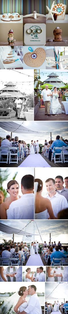 Beautiful - Key West Wedding  oceankey.com