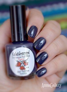"Anna Galaxy: El Corazon Kaleidoscope Лак для ногтей из коллекции ""Искушенный лакоманьяк"" № IL-03 Жду сравнялку"