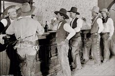 Is the wearing of chaps acceptable or practical and if so what kind of chaps should you wear. Were chaps just worn for work or were they worn in town. Covered Wagon, Classic Films, What Is Life About, Wild West, Inspiration, Biblical Inspiration, American Frontier, Inspirational