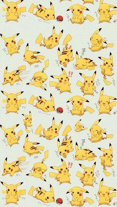 Anime [ Pokemon ] Pikachu Wallpaper- for Mason Mais Pikachu Pikachu, Pokemon Go, Pikachu Mignon, Anime Pokemon, Pokemon Fusion, Pokemon Cards, Cute Pokemon Wallpaper, Cute Cartoon Wallpapers, Kawaii Wallpaper