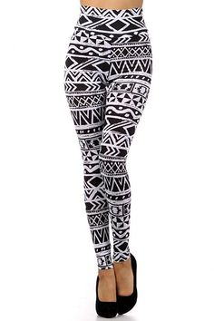 love this tribal print make as skinny jeans using white skinnies and fabric paint