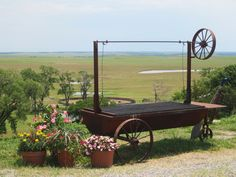 the pioneer woman outdoor grill   Visiting the Pioneer Woman's Frontier   repurposed life