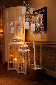 table plan hanging tree