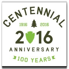 Celebrate the 100th anniversary of the National Park Service with official Find Your Park and Centennial merchandise. All profits from the sale of this product