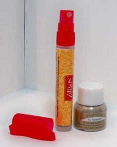 Shimmer Spray tutorial