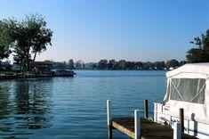 1) Buckeye Lake
