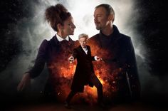 Missy, The Master, and the Doctor