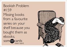 #Bookish Problems