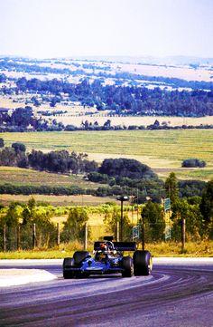 Emerson Fittipaldi na Lotus