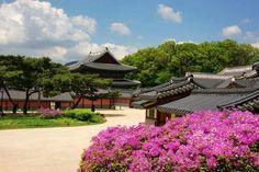 Changdeok Palace. http://How2MarketOnline.com