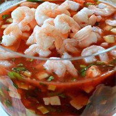 Tomato Shrimp Ceviche - Allrecipes.com