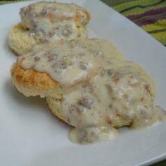 Sausage Gravy Allrecipes.com