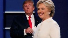 Clintonová vyhrala pred voľbami viac prieskumov než Obama