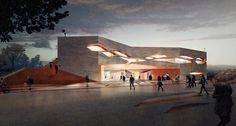 La propuesta de FAAB Architektura para el Centro Nacional de Ciencia e Innovación en la isla de Nemunas situada en Kaunas, la segunda más grande de Lituania, obtuvo el séptimo lugar dentro de la co…
