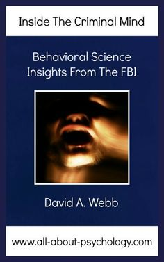 Free on Kindle today! (4th August 2015). Get your copy here --> http://www.amazon.com/dp/B00BBZWIYY or here --> http://www.amazon.co.uk/dp/B00BBZWIYY (UK) #BehavioralScience #CriminalProfiling #FBIProfiler
