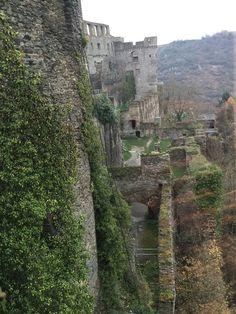 Rheinfels Castle ~ St. Goar ~ Rhineland-Palatinate ~ Germany