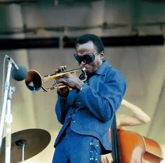 Miles Davis, Jazz Artists, Jazz Musicians, Robert Redford, Trombone, Gerry Mulligan, Newport Jazz Festival, Dizzy Gillespie, Herbie Hancock