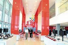 Resultado de imagem para futuristic retails