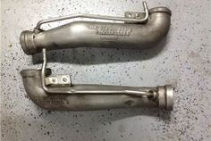 Audi C5 A6, Allroad, B5 S4 2.7t OEM lower turbo intake pipes 078133607B (608C)