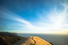 Big Sur - Every sunset is a good sunset when you're exploring the coast of Big Sur, California.   www.chrisburkard.com