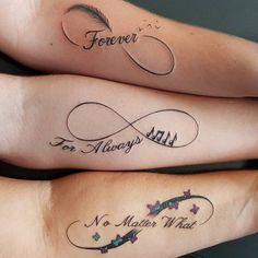 Afecto Y Amor Con Frases Para Tatuajes De Hermanas Tatuajes Para
