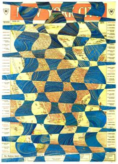 A gallery of art work by Joanna Adler Paper Weaving, Weaving Textiles, Weaving Art, Weaving Patterns, Group Art Projects, Classroom Art Projects, Textile Prints, Textile Art, Paper Art