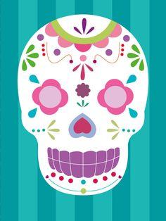 dia de muertos - my favorite holiday!