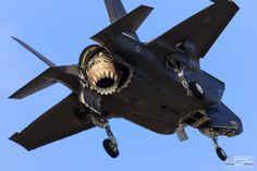 https://flic.kr/p/CW8rxq | F35 005 | BL-1 : The first Italian Lockheed Martin F-35B Lightning II STOVL - MM7451 (Courtesy Angelo Donato Tornotti)