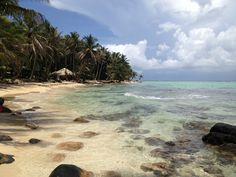 Nature's paradise! Little Corn Island, Nicaragua, Love this place, a little piece of heaven!