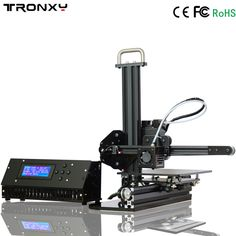 High Quality Easy Assemble TRONXY 3d Printer machine Prusa i3 3D Printer Kit DIY With Free Filament and SD card  //Price: $197.06//     #electonics