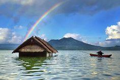 lake batur house agoes antara