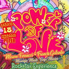 La discoteca Peter Pan Riccione si colora con i colori del carnevale. Sabato 18 febbraio 2017 arriva Power of Love al Peter Pan Riccione.
