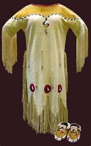 4/29 - Native American dress.