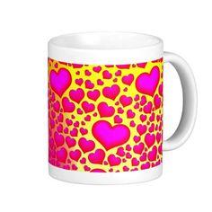 Cup O Hearts Coffee Mug