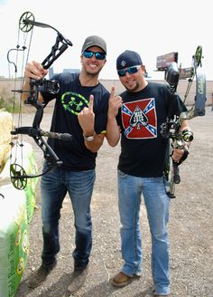Bow Hunters-Ugh. Jason looks like my brother-in-law!