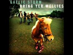 """Kiss Me I'm Irish"" by Gaelic Storm"
