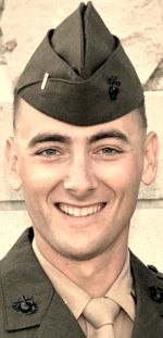 Marine 1stLt Robert M. Kelly, 29, of Tallahassee, Florida. Died November 9, 2010, serving Dduring Operation Enduring Freedom. Assigned to 3rd Battalion, 5th Marine Regiment, 1st Marine Division, I Marine Expeditionary Force, Camp Pendleton, California. Died of injuries sustained when an improvised explosive device detonated near his position while conducting a foot patrol during combat operations in Sangin, Helmand Province, Afghanistan.