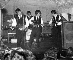Imagenes raras de The Beatles [Megapost]