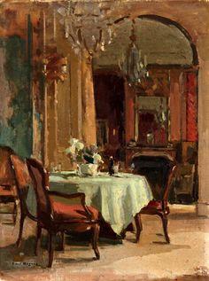Interior,Paul Bugues