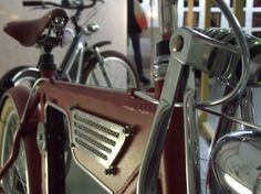 Bikes special: Ribola's from Italy