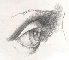 Как рисовать глаза- Как научиться рисовать