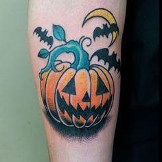 jackolantern tattoos - Google Search