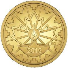 0,25 DOLLAR GOLD DIWALI: FEST DES LICHTS PP